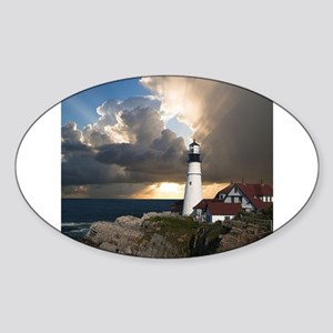 Lighthouse Lookout Sticker